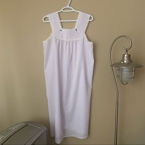 Vintage Lilac Nightgown